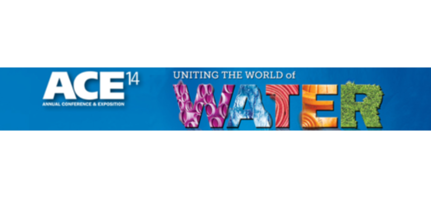 Awwa ace information abb helps unite the world of water flow tech inc sciox Image collections