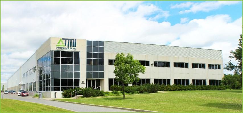 TMI manufacturing facility