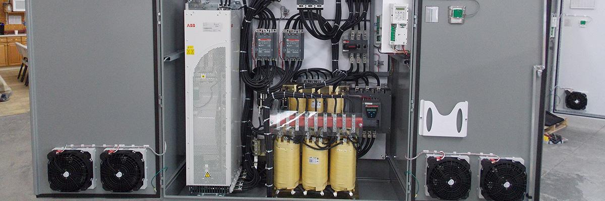 ABB 18-Pulse Custom Drive