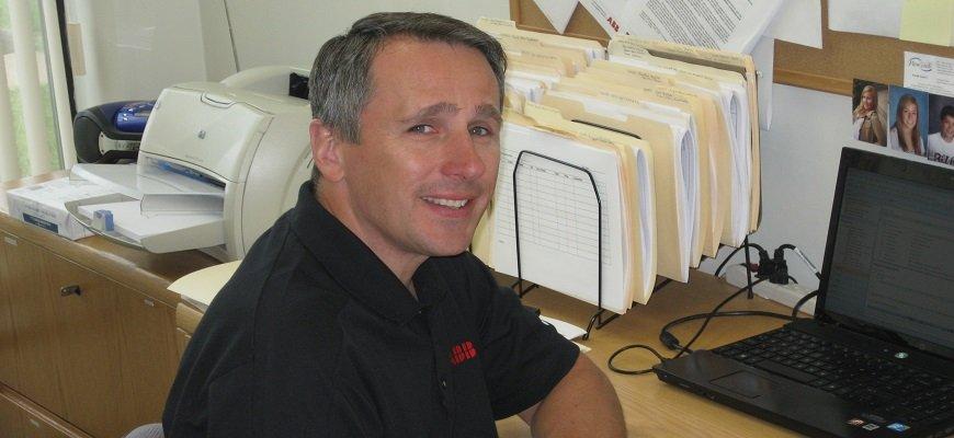 Joe Augeri Flow Tech Employee