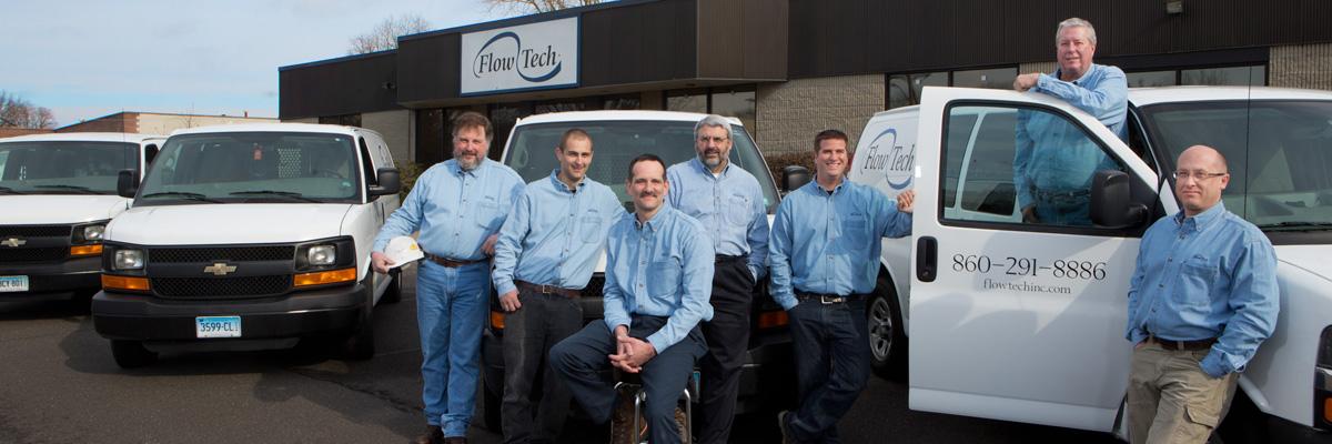 Flow Tech's Field Technicians