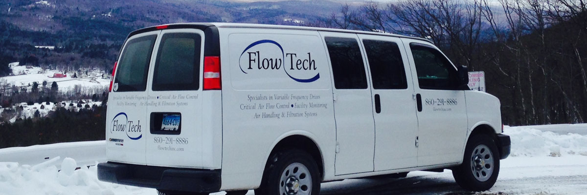 Flow Tech Service Vehicle