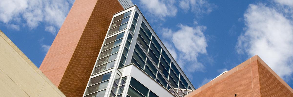 UConn Biology/Physics Building, Storrs, CT