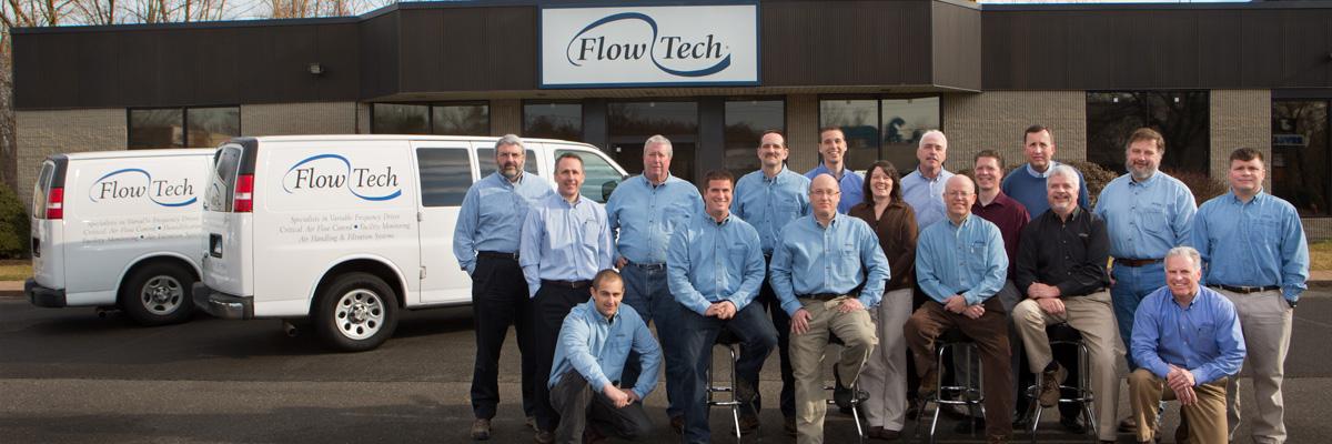 Flow Tech's Team