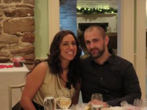 Derek and girlfriend Lori