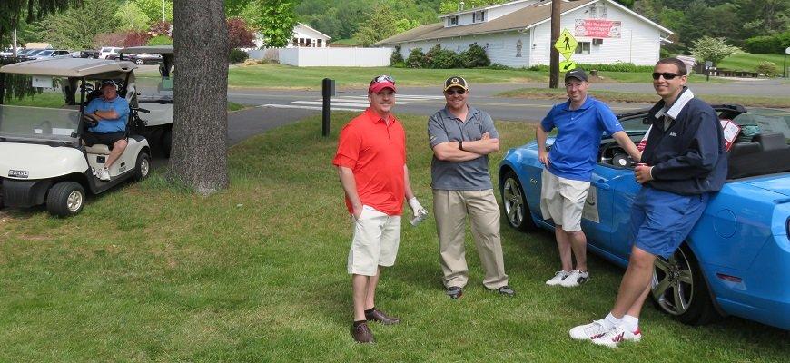 CT ASHRAE Golf Participants