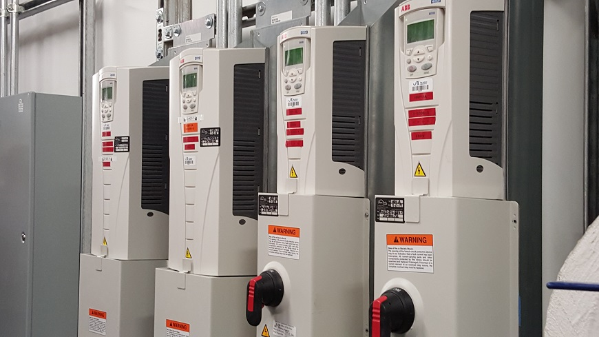 Abb Variable Frequency Drives For Intelligent Motor