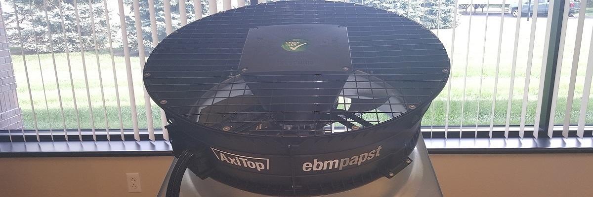 AxiTop fan