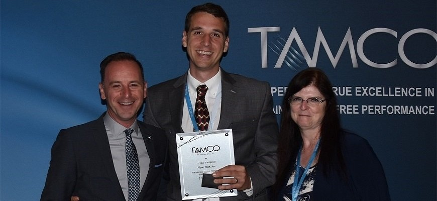 TAMCO award