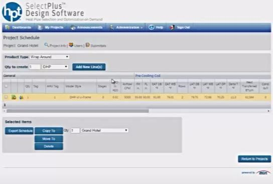 SelectPlus Design Software