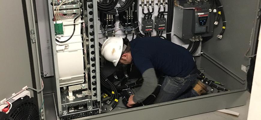 VFD Service Tech