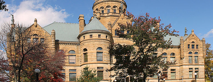 Trumble County Courthouse