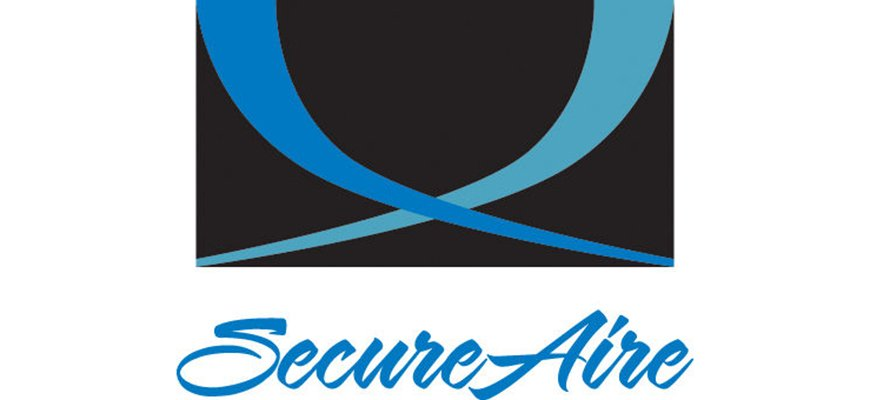 SecureAire logo