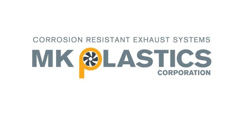 MK Plastics Logo