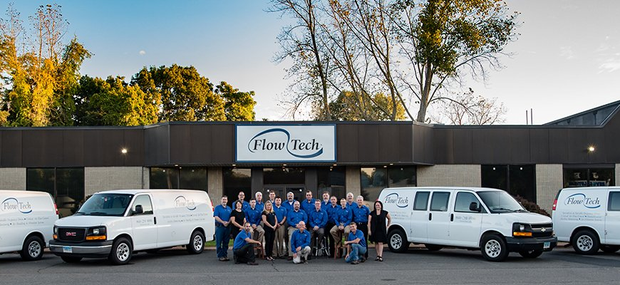 The Flow Tech Team