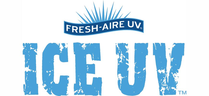 Fresh-Aire ICE UV Logo