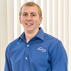 Kevin Wixom, Flow Tech Inside Sales Engineer