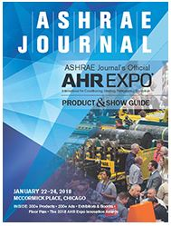 2018 ASHRAE Winter Conference & Show Planner