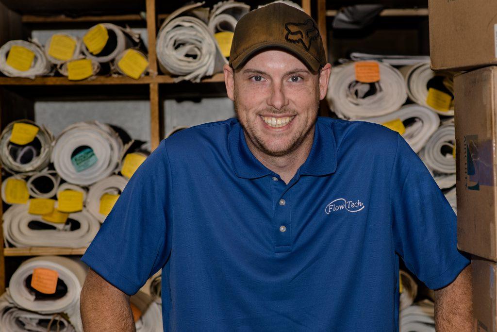 Field Service Technician Brian Dugre