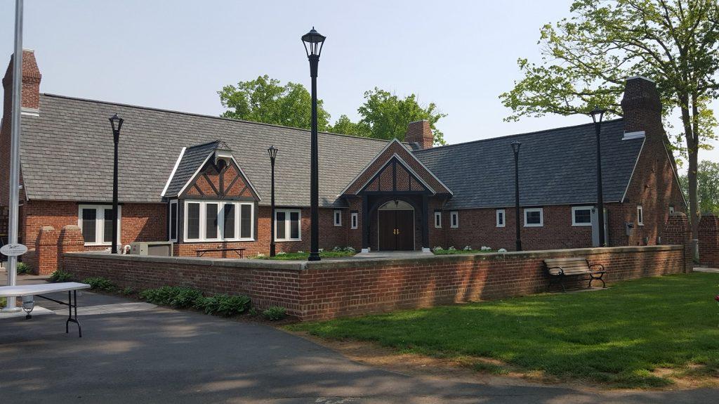 Keney Park Clubhouse