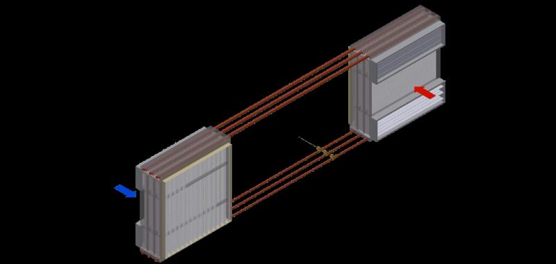 HPT HRM-V Split Passive