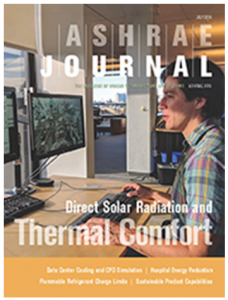 July 2018 ASHRAE Journal