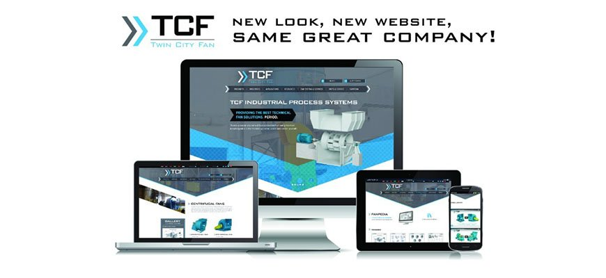 TCF New Website