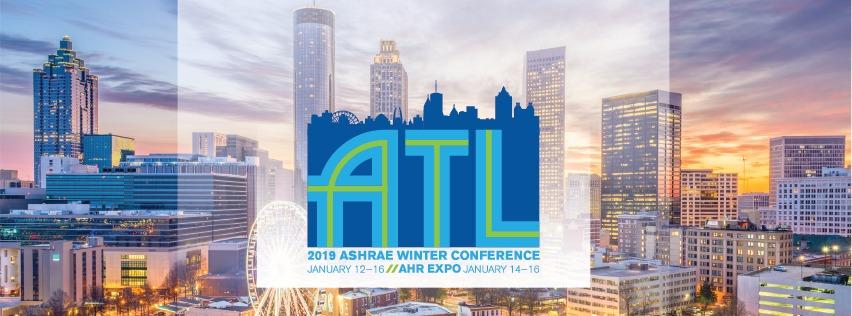 2019ASHRAE Winter Conference & AHR Expo