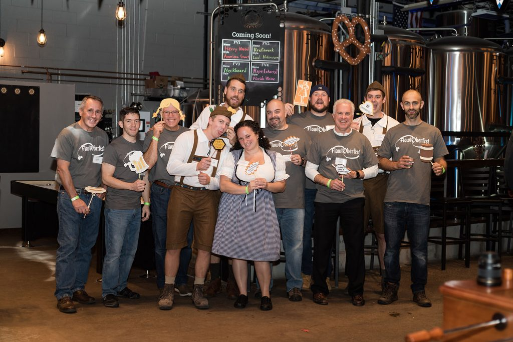 Flowtoberfest 2018 Flow Tech group shot