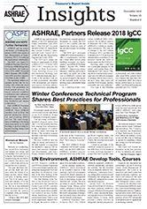 December 2018 ASHRAE Insights