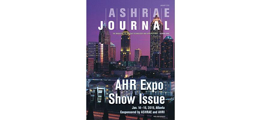 January 2019 ASHRAE Journal