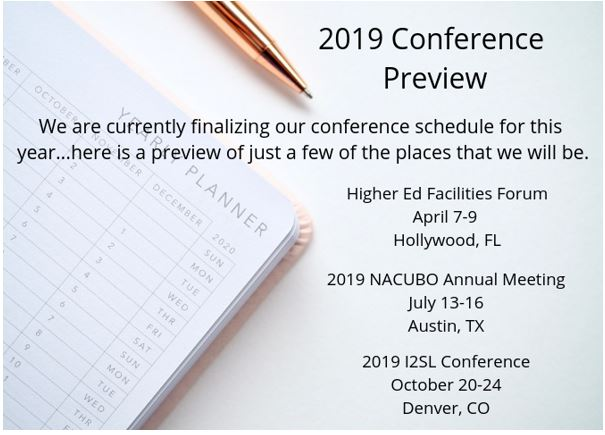 2019 Aircuity Trade Shows