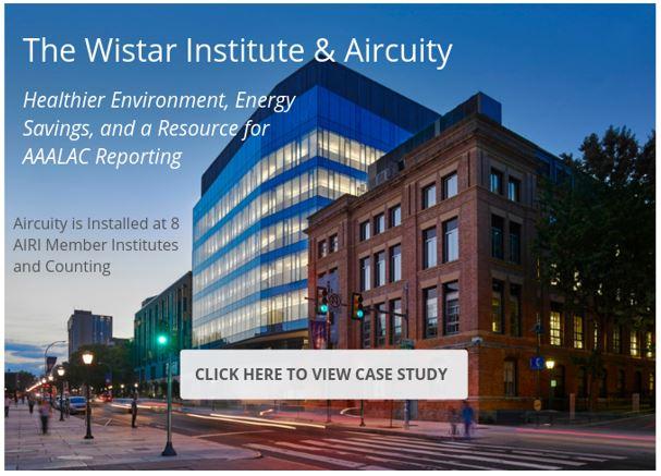 Wistar Institute Case Study