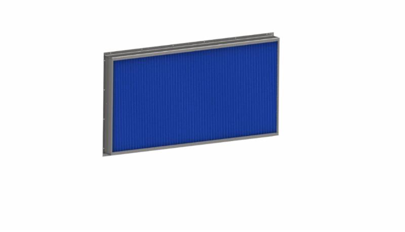 Heat Pipe Technology Moisture Eliminator
