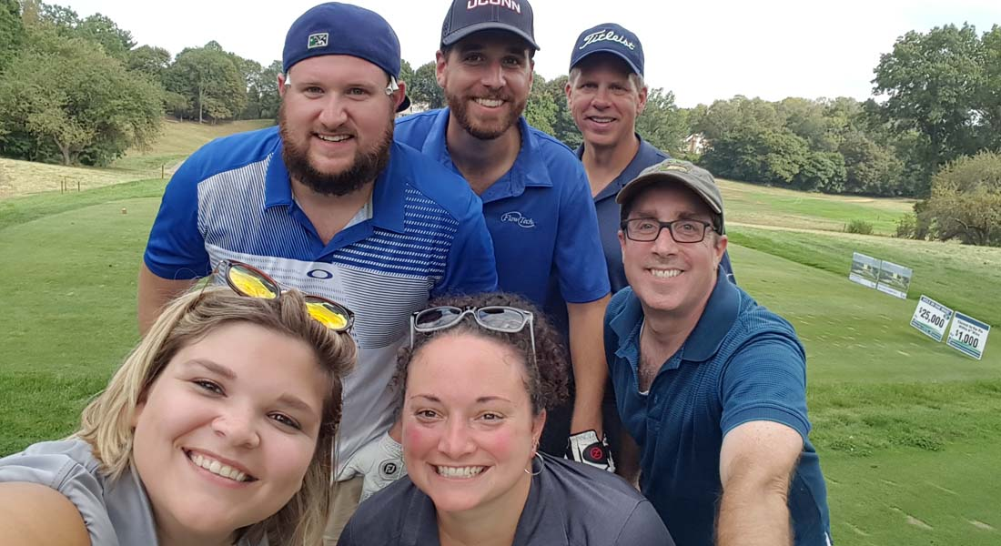 Flow Tech Golf Outing