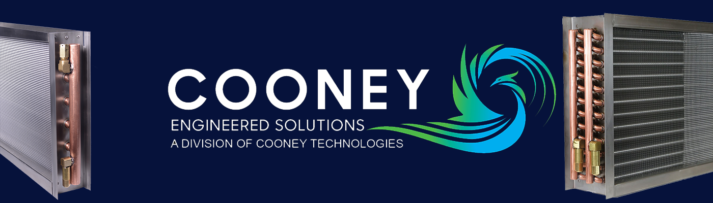 Cooney - Blue Simple Header