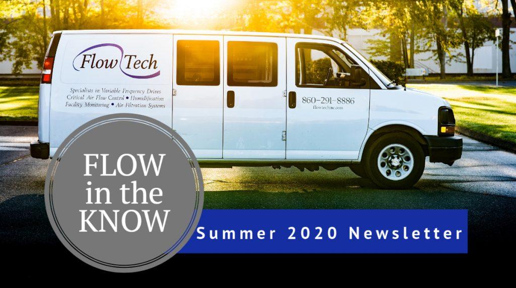 FIow Tech Service van