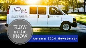 Flow Tech Autumn 2020 Newsletter