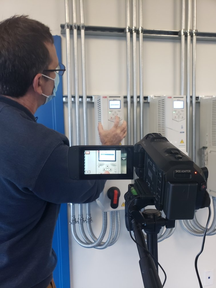 ABB ACH580 Video Training