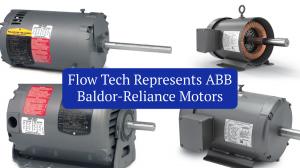 ABB Baldor-Reliance Motor